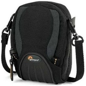 Сумка для фотоаппарата Lowepro APEX 10 AW black Кофр нейлон (65x25x95mm)