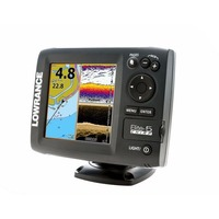 Эхолот Lowrance ELITE-5 CHIRP. Интернет-магазин Vseinet.ru Пенза