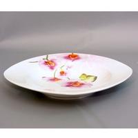 """Тарелка суповая 8"""" 20см OV1203-2 орхидея. Интернет-магазин Vseinet.ru Пенза"""