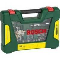 Набор принадлежностей Bosch V-line 91шт.. Интернет-магазин Vseinet.ru Пенза
