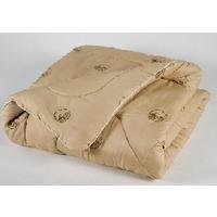 ЮТА-ТЕКС 0978 Одеяло верблюжья шерсть облегченное тик/сатин 1,5-сп. 140х205. Интернет-магазин Vseinet.ru Пенза