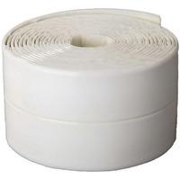 Фото Лента бордюрная, 10мм-10мм 3.35метра, белая гермет WHITE LINE. Интернет-магазин Vseinet.ru Пенза