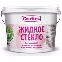 Жидкое стекло 1,5кг. GRAFICS. Интернет-магазин Vseinet.ru Пенза