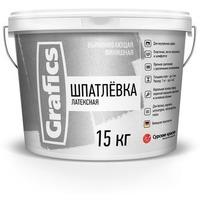 Шпатлевка латекстная универсальная 3 кг. (GRAFICS). Интернет-магазин Vseinet.ru Пенза