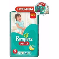 Трусики PAMPERS Pants, 12-18 кг, 48 шт. [pa-81480092]. Интернет-магазин Vseinet.ru Пенза