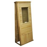 Дверь банная (липа) со стеклом 1.86*0.76. Интернет-магазин Vseinet.ru Пенза