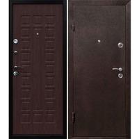 """Дверь мет.""""Йошкар Венге""""(860)R теплая фурнитура внутри. Интернет-магазин Vseinet.ru Пенза"""