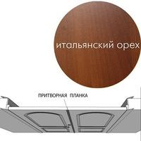 Притворная планка (ит.орех)5шт 30*10*2070. Интернет-магазин Vseinet.ru Пенза