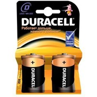 Батарея DURACELL Basic LR20-2BL, 2 шт D. Интернет-магазин Vseinet.ru Пенза