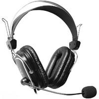 Гарнитура A4Tech HS-50 черная. Интернет-магазин Vseinet.ru Пенза