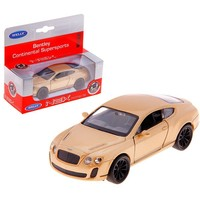 Модель машины Bentley Continental Supersports масштаб  1:34-39 43623 W  798058. Интернет-магазин Vseinet.ru Пенза