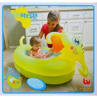 Бассейн надувной в виде животных для младенцев, 89х61х58 см (51125) 499394. Интернет-магазин Vseinet.ru Пенза