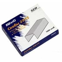 Скобы для степлера KW-TRIO 023F, 23/15, 1000шт, картонная коробка. Интернет-магазин Vseinet.ru Пенза