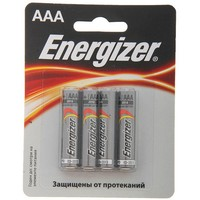 батарейка алкалиновая Energizer ААА набор 4 шт на блистере LR03-4BL CONVERSION    780651. Интернет-магазин Vseinet.ru Пенза