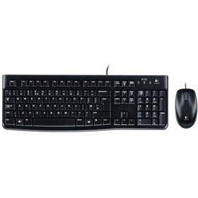 Комплект клавиатура+мышь Logitech MK120 Desktop (920-002561)