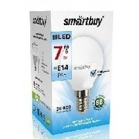 Светодиодная (LED) лампа Smartbuy E14 / P45 / 7Вт / холодный P45-07W/4000/E14. Интернет-магазин Vseinet.ru Пенза