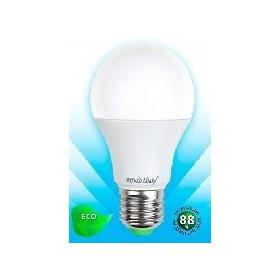 Светодиодная (LED) лампа Smartbuy E27 / A60 / 9Вт/ холодный A60-09W/4000/E27