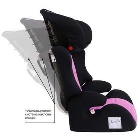 Детское автокресло Azard 867332 15..36 кг фиолетовый