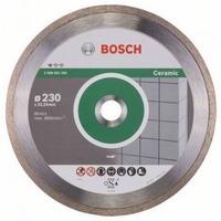 Алмазный диск BOSCH Standard for Ceramic, по керамике, 230мм [2608602205]. Интернет-магазин Vseinet.ru Пенза
