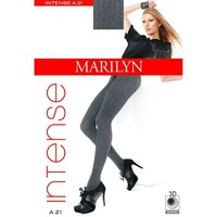 Колготки женские MARILYN INTENSE A21 60 (botello/black, 1/2) 1001750. Интернет-магазин Vseinet.ru Пенза