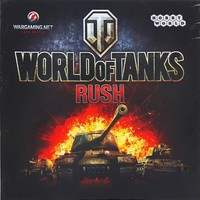 Настольная игра World of Tanks Rush, 1341   1112685, Hobby World. Интернет-магазин Vseinet.ru Пенза
