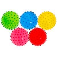 мячик массажный цветной матовый пластизоль d=10 см 22гр микс в пак 292634. Интернет-магазин Vseinet.ru Пенза