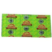 Пластины от комаров ARGUS зеленые без запаха (поперечная) 10 шт/250   724269, ARGUS. Интернет-магазин Vseinet.ru Пенза