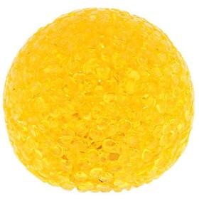 "Ночник ""Сияющий шар желтый"" LED, 6 см, батарейки в комплекте  770213"