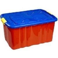 ПОЛИМЕРБЫТ Ящик для игрушек (на колесах) (30100). Интернет-магазин Vseinet.ru Пенза