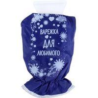 скребок д/авто с варежкой пластик Варежка для любимого 31*16,5 см 630167. Интернет-магазин Vseinet.ru Пенза