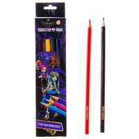 карандаши 6цв Мonster High 85044 834481, Monster High. Интернет-магазин Vseinet.ru Пенза